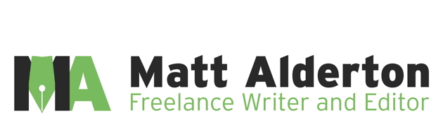 Matt Alderton: Freelance Writer + Editor
